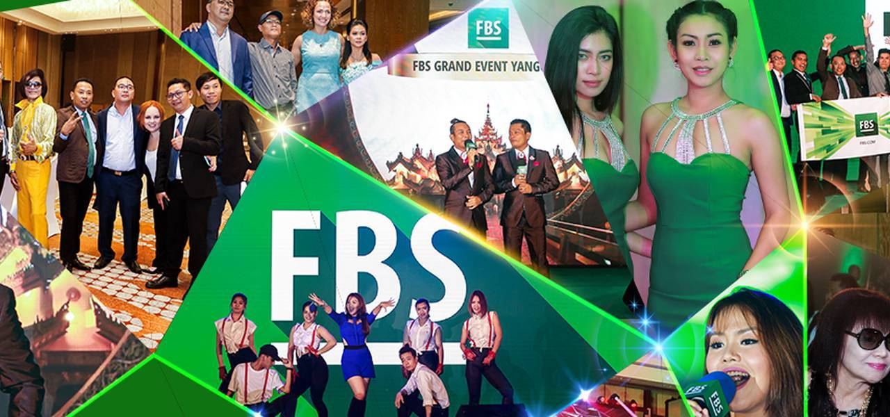 Once again FBS celebrated its success, this time in Yangon, Myanmar.